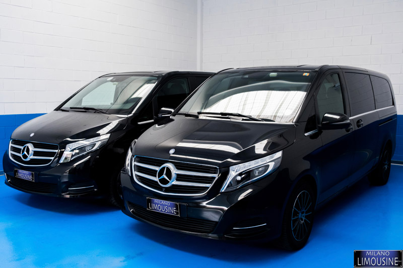 Mercedes Classe V Extra Long Luxury Van