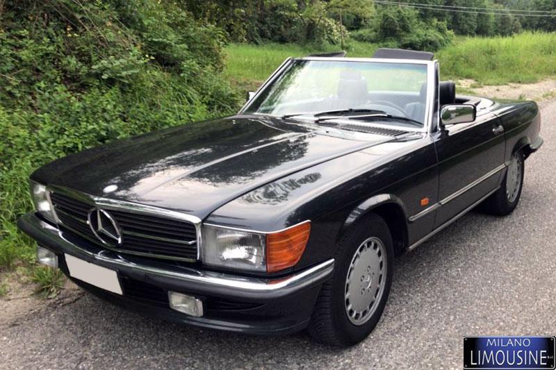 Mercedes SL 1989